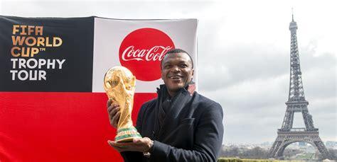 la coupe du monde de football de la fifa coca cola france