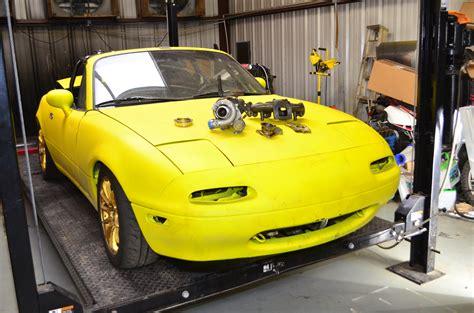 Miata Turbocharging 101 | Mazda Miata | Project Car ...
