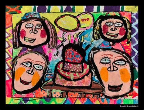 Birthdays--family And Friends Artwork