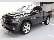 Awesome 2016 Dodge Ram 1500 Sport Standard Cab Pickup 2
