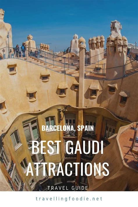 5 Best Gaudi Attractions in Barcelona, Spain | Travelling ...