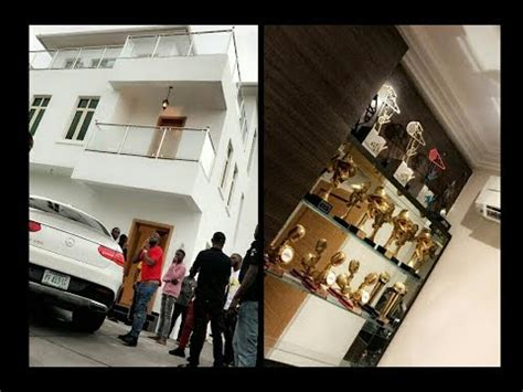 davido visits  completed house shows  expensive