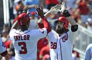 2017 Washington Nationals Schedule