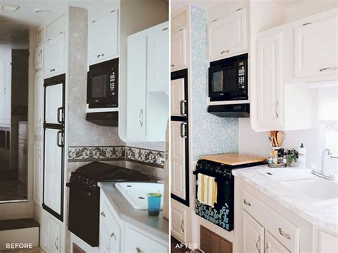 17+ Lovely U Kitchen Remodel Before And After