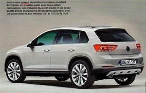 Volkswagen Tiguan 7 Places : futur dacia suv 2 comme 7 places ~ Medecine-chirurgie-esthetiques.com Avis de Voitures