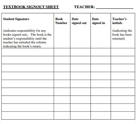 sign  sheet templates  google docs google