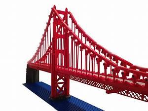 LEGO IDEAS - Product Ideas - Golden Gate Bridge