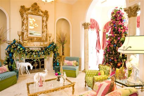 best holiday decorating ideas houzz interior traditional living room houston by gust designs
