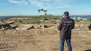 Fotogrametría con drone del castro de A Lanzada Aerocamaras Drones Profesionales
