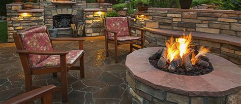 backyard fire pit party outdoor furniture design  ideas