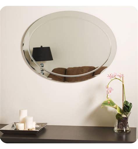 Alcove measures 30 x 20 inches (76 x 51 cm) and each shelf has. Decor Wonderland Frameless Oval Wall Mirror, SSM1033 94351110044   eBay