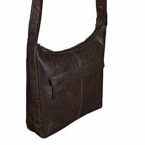 Kratzer Im Leder : stilord dunkelbraune vintage umh ngetasche f r damen handtasche ledertasche aus weichem ~ Orissabook.com Haus und Dekorationen