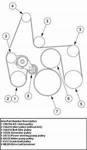 Ford 6 7 Diesel Serpentine Belt Diagram  Ford  Auto Fuse