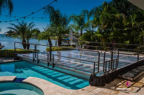 Pool Cover Rental By Waltz On Water