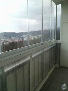 Zasklení balkonu cena most