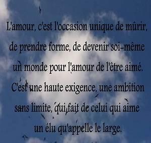Citation Manque Amour Distance
