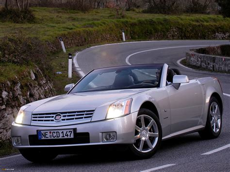 pictures  cadillac xlr