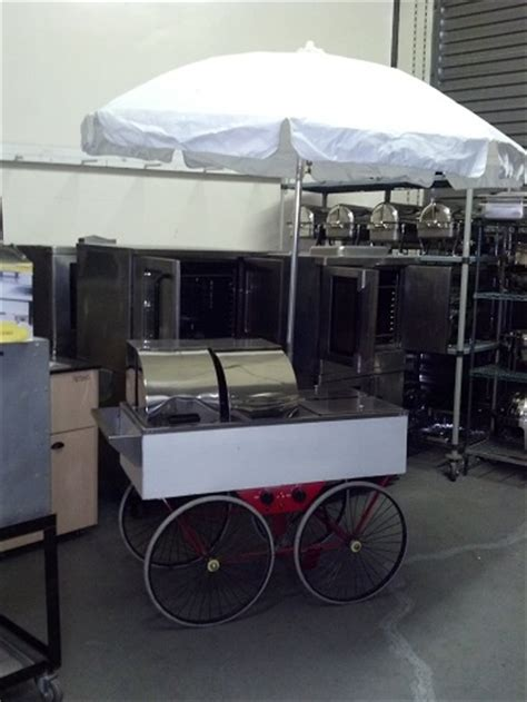 hot dog cart rental las vegas
