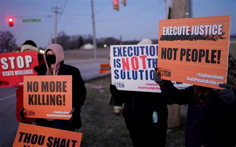U.S. executes first woman on federal death row in nearly ...