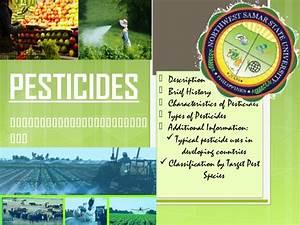 Landscaping Agreement Pesticides