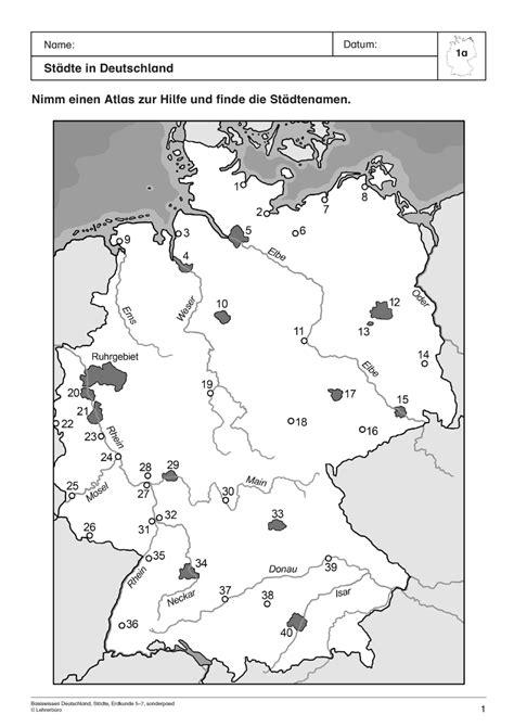 erdkundegeografie arbeitsblaetter sonderpaedagogik