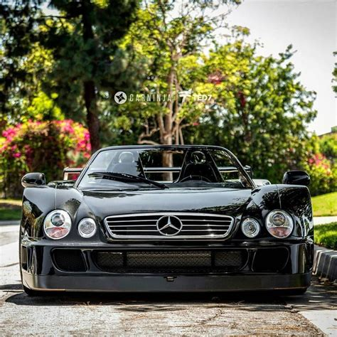 Mercedes-benz Clk Gtr Amg Roadster #mercedes #amg