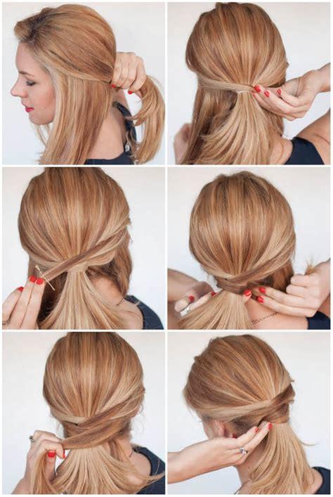 cute hairstyle ideas  medium length hair