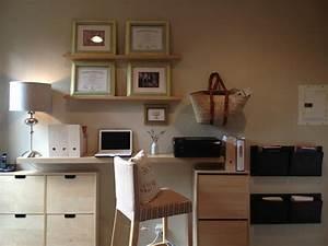 Meuble Ikea Bureau : recyclage piratages et autres bidouillages ikea ~ Dallasstarsshop.com Idées de Décoration