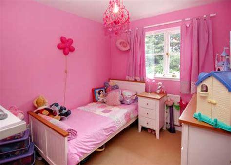 interior decoration cute pink bedroom design  teenager