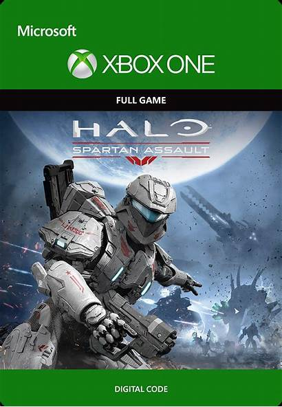 Halo Xbox Spartan Gamestop Assault Games
