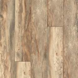 pergo oak flooring shop pergo portfolio 7 48 in w x 3 93 ft l barnwood oak embossed wood plank laminate flooring at