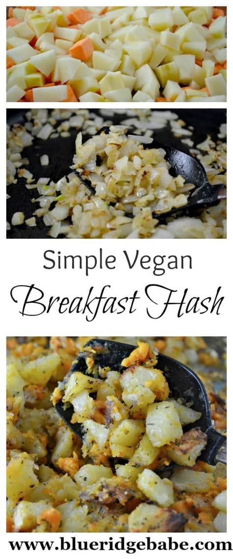 simple brunch simple vegan breakfast hash build your bite