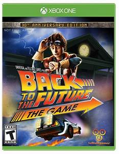 Telltale Games' Back to the Future Coming to PS4, Xbox One ...
