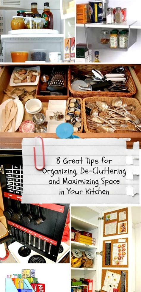 tips for organizing your kitchen remodelaholic organizing your kitchen 8537