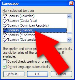 how to do spanish accents on microsoft word 5 steps