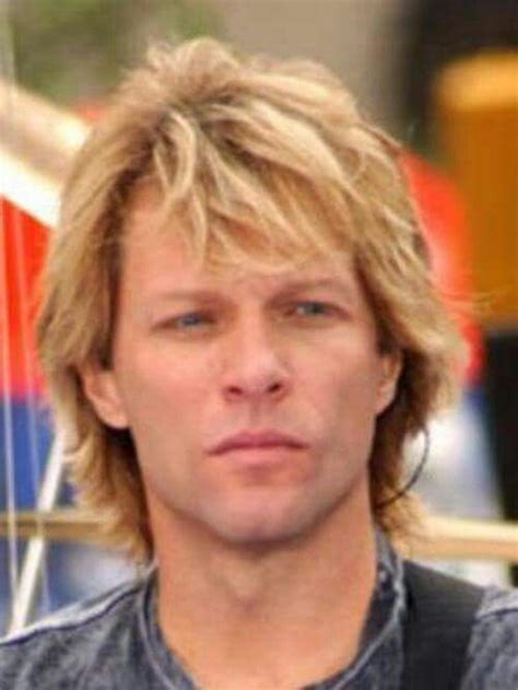 Best Images About Bonjovi Pinterest Long Hair