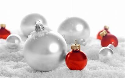 Christmas Balls Ornaments Ornament Wallpapers Silver Cave