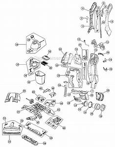 Hoover Fh40005 Parts List And Diagram   Ereplacementparts Com