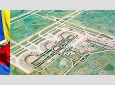 adjudicación para la construcción del aeropuerto El Dorado