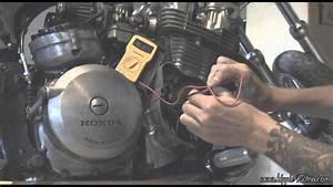 1979 Honda Cb750 Rotor Test