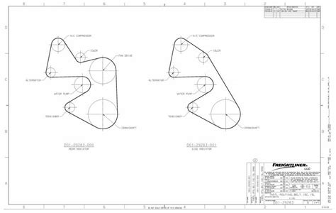 Cummins Isl Belt Diagram Irv Photo Gallery