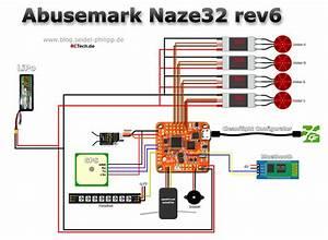 Abusemark Naze32 Rev6