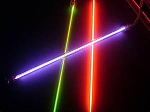 Tube Neon Couleur Deco : tube luminescent wikip dia ~ Melissatoandfro.com Idées de Décoration