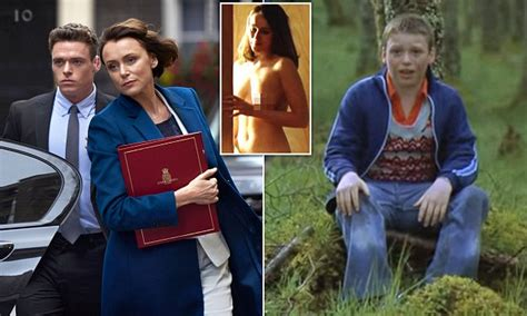 Bodyguard's Keeley Hawes and Richard Madden co-starred in ...