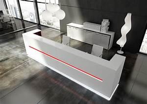 Cool Modern Desk Delightful Modern White Reception Desk Design Led Reception Desk Idea Cool Modern Desk: Ideal For All Spaces!