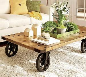best 29 images rustic coffee table on wheels rustic With rustic coffee table with casters