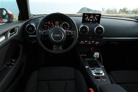 audi a3 sportback interieur carblogger