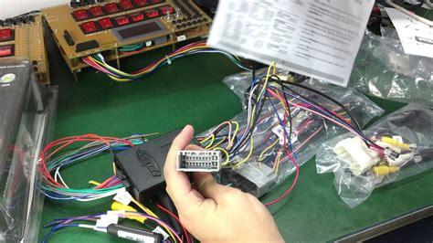 chryslerdodgejeep wiring diagrams  joying iso harness