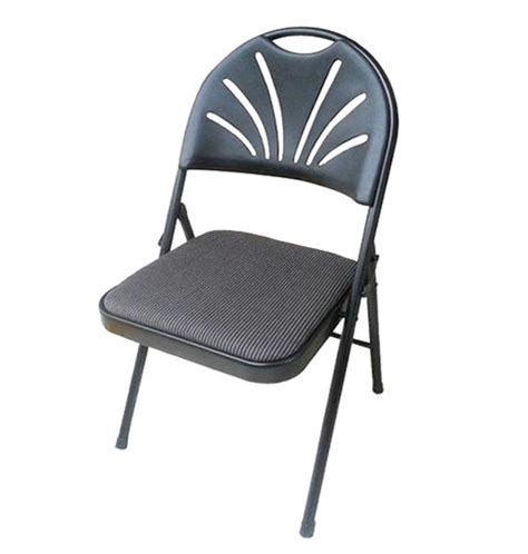 Menards Plastic Folding Chairs by 16 Quot Padded Poly Folding Chair At Menards 174