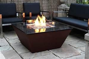 Heizung Mit Gasflasche : aztec gas fire table gartenfeuerstellen von rivelin architonic ~ Whattoseeinmadrid.com Haus und Dekorationen